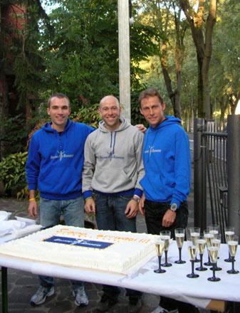 Fotografia inaugurazione baldini fun runners