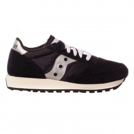 Saucony Originals Jazz Original Unisex Nero/Argento/Bianco  [PREZZO ON LINE SHOP]