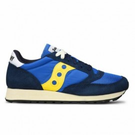 Saucony Originals Jazz Original Uomo Blu/Bianco/Giallo [PREZZO ON LINE SHOP]